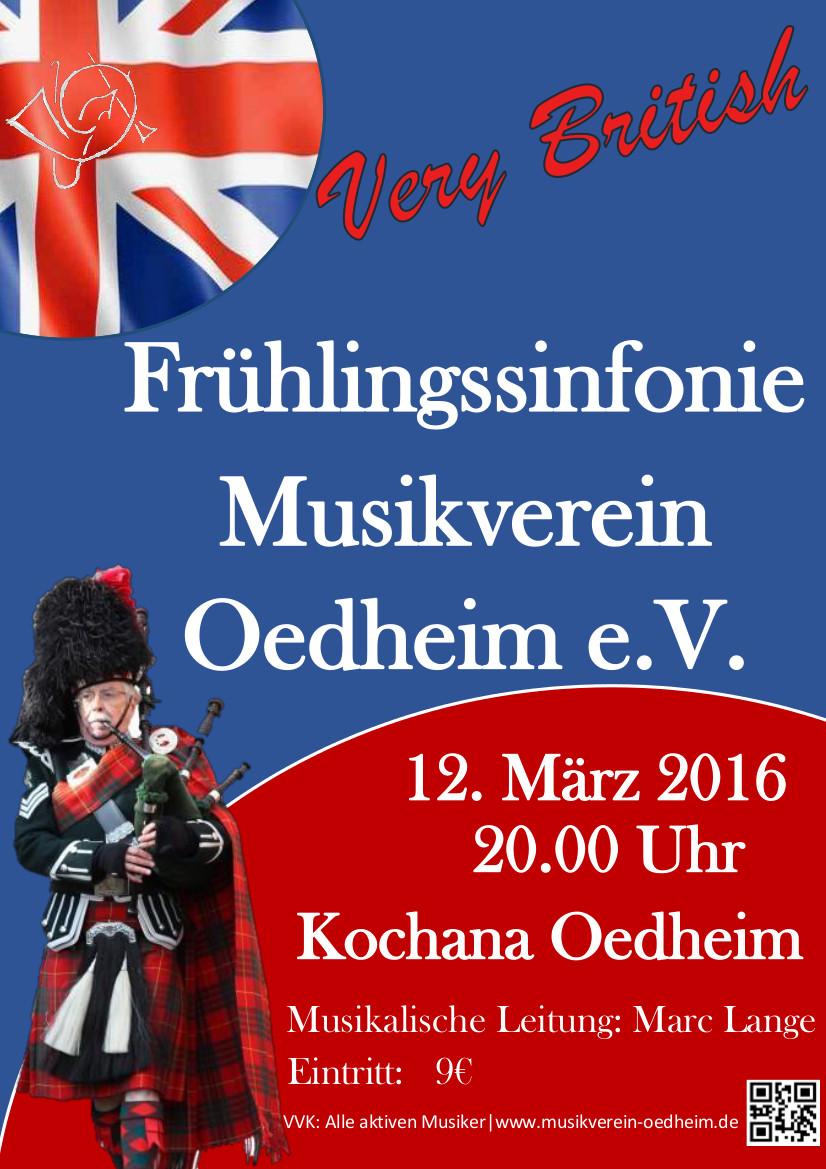 Plakat 2 Frühlingssinfonie